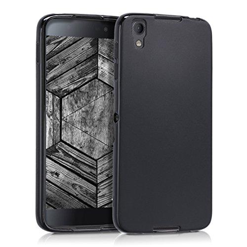 kwmobile BlackBerry DTEK50 Hülle - Handyhülle für BlackBerry DTEK50 - Handy Case in Schwarz matt