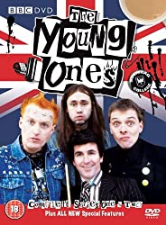 The Young Ones on DVD