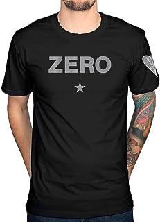 Official Smashing Pumpkins Zero Classic T-Shirt Black