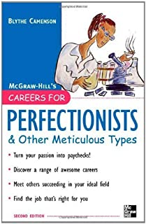 Best careers for perfectionists Reviews