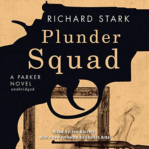 Plunder Squad audiobook cover art