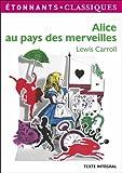 Alice au pays des merveilles - Flammarion - 01/12/2008