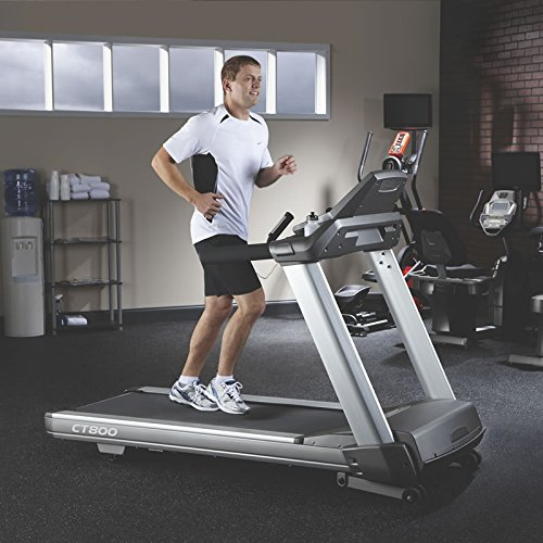 Spirit Fitness CT800 attrezzi da palestra, Fitness Cardio-Tapis roulant, Full Commercial serie Club