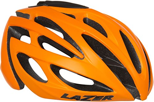 Lazer Helm O2, Mat Flash Orange, S