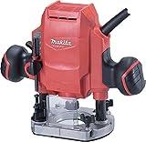 Makita M3601 Fresatrice Verticale, 900 W, 230 V, Rosso