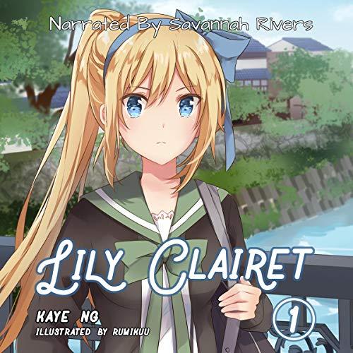 Lily Clairet, Book 1 (Light Novel) audiobook cover art