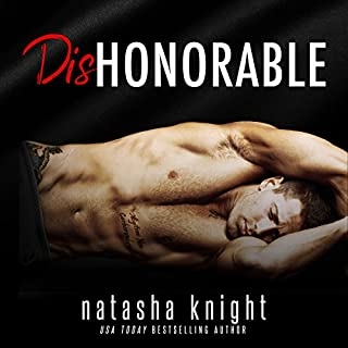 Dishonorable audiobook cover art