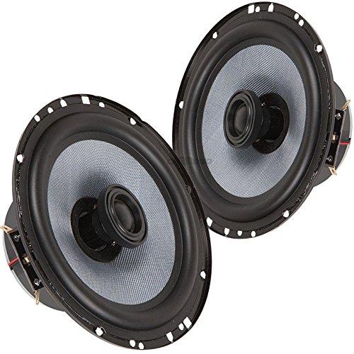 Opel Meriva A (03-10) Audio System Flach Lautsprecher 165mm Koax Vordere Türen