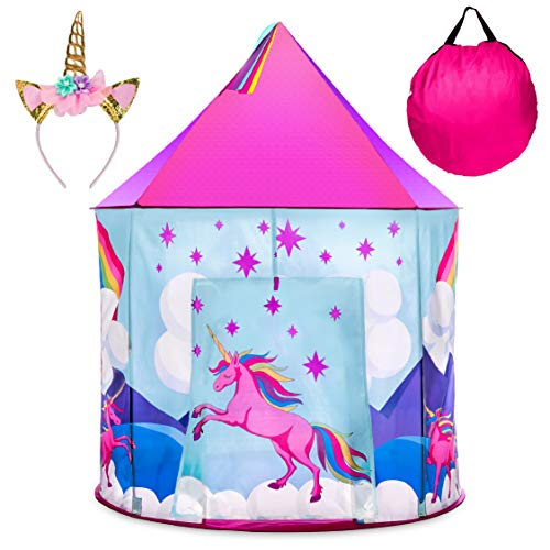Product Image of the Unicorn Play Tent