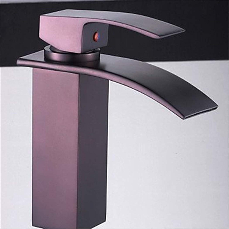 Kitchen Sink Taps Bathroom Taps Bathroom Basin Mixer Antiques Waterfall Ceramic Bathroom Sink Faucets Single Hole
