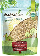Organic Steel Cut Oats, 3 Pounds — 100% Whole Grain Irish Oats, Quick Cooking Oatmeal, Non-GMO Cereal, Non-Irradiated, Veg...