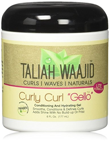 Taliah Waajid Curly Curl Gelo by Black Earth
