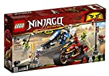 LEGO 70667 Ninjago Moto Acuchilladora de Kai y Motonieve de Zane (Descontinuado por Fabricante)