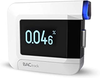 BACtrack C8 Personal Breathalyzer   Professional-Grade Accuracy   Optional Wireless Connectivity to Apple iPhone, Google &...