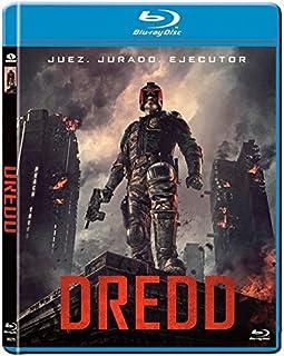 Dredd (Blu-ray + Blu-ray 3D) Blu-ray
