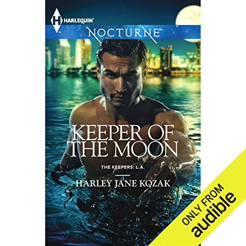 Keeper of the Moon audiobook cover art