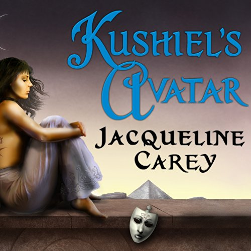Kushiel's Avatar audiobook cover art
