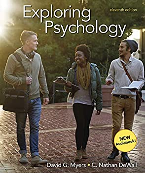 Best exploring psychology 11th edition Reviews