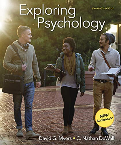 Exploring Psychology