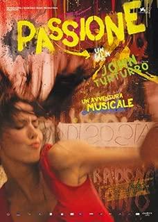 Passione Movie Poster (27 x 40 Inches - 69cm x 102cm) (2010) Italian -(Lina Sastri)(Massimo Ranieri)(Fiorello)(Peppe Servillo)(Peppe Barra)(Raiz)