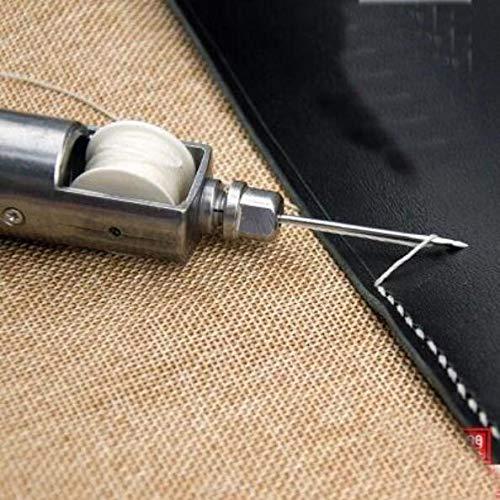 Lederen ambacht naaimachine naaien Kits lederen ambacht Stitching hand naaien gereedschap Set voor beginners