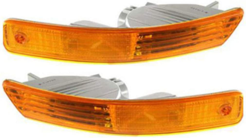For 1998-2001 Ranking TOP1 Acura Integra Pair Lights Marker Driver Limited Special Price Side Front