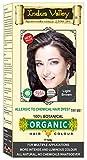 100% orgánico 100% Botanical Natural Herbal hair Dye color Kit para hombres y mujeres 100% libre de químicos, no PPD, no Amoniaco, no peróxido y sin ningún tipo de metales pesados