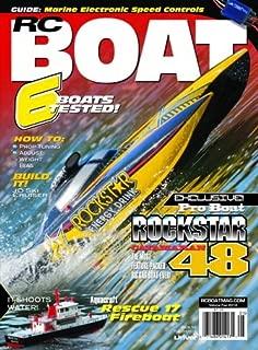 RC Boat Volume #5