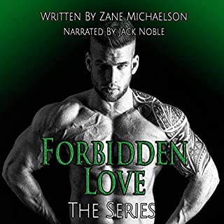 Forbidden Love: Three Book Bundle audiobook cover art