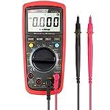 UNI-T UT139C Multímetro Medidor automático de rango automático digital Medidor portátil de RMS 6000 Transistor de prueba de temperatura del voltímetro de la cuenta