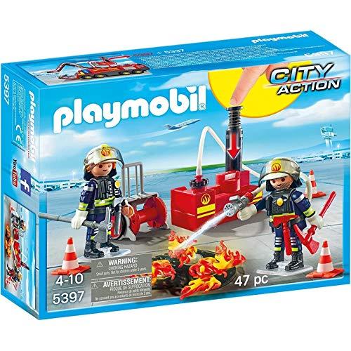 Playmobil 5397 - Bomberos y material para...