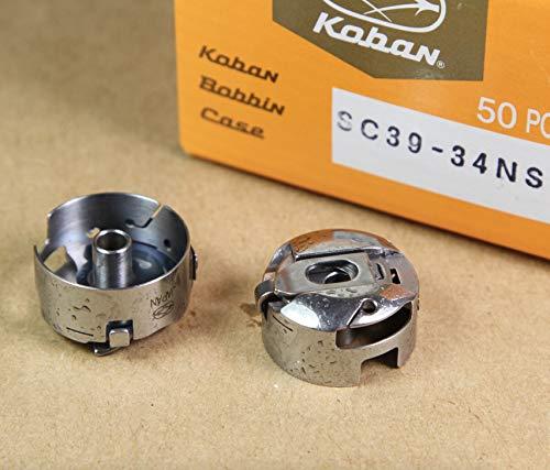 Original KOBAN Bobbin CASE SC39-34NS Used for ZSK Embroidery Machine
