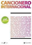 CANCIONERO - Cancionero Internacional (250 Letras y Acordes) para Guitarra