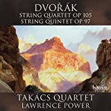 Dvorak: Streichquintett Op. 97 / Streichquartett Op. 105 - Lawrence Power