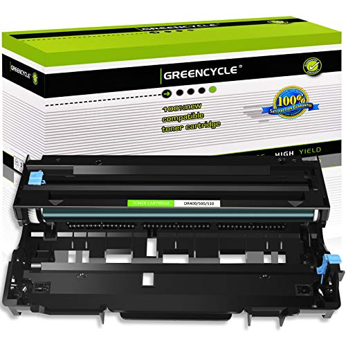 GREENCYCLE DR-510 Laserjet Drum Replacement Compatible for Brother DR510 DCP-8040 HL-5100 HL-5140 HL-5150D MFC-8440 MFC-8840 Printer Pack of 1