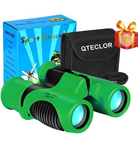 Compact Mini Binoculars for Kids