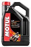 Olio Moto - Motul 7100 4T 10W-60, 4 litri