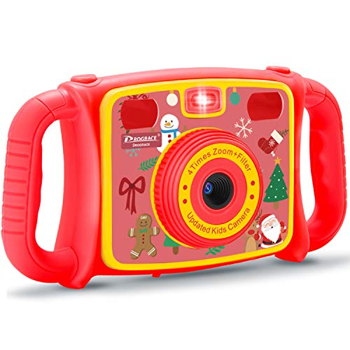 Prograce Kids Creative Camera Digital Video Camera