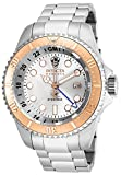 Invicta Men's 16964 Reserve Hydromax Analog-Display Swiss Quartz Silver-Tone Watch