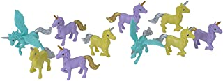 Wild Republic Nature Tube, Gifts, Fantasy Figures, Unicorn Toys, Kids Gifts, 10Piece
