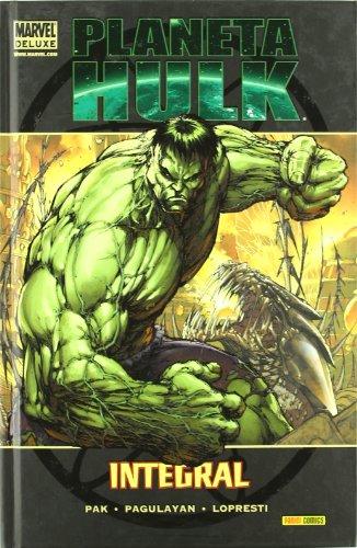 Planeta Hulk. Integral (Marvel...