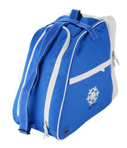 OLEIO Sport Ski Schuh/Boots Tasche - Skibootbag Skischuhtasche,Blau, top Qualität