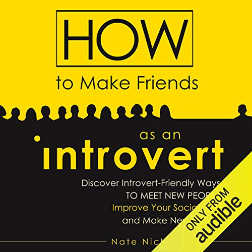 How to Make Friends as an Introvert cover art