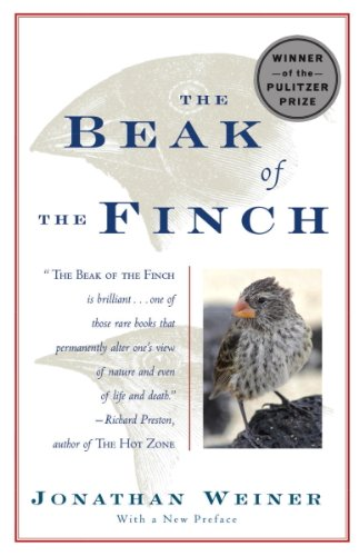 The Beak of the Finch: A Story of Evolution in Our Time (English Edition)