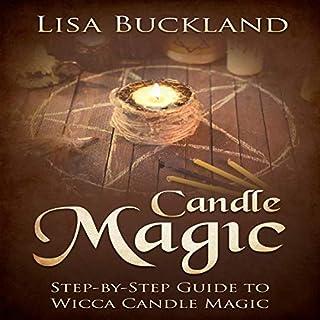 Candle Magic audiobook cover art