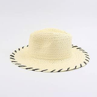 Sun Protection, Wild 檐 Visor, Beach, Straw hat, Knitted hat