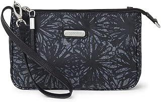 حقيبة صغيرة للنساء من Baggallini بتصميم Night Out ، بلون عقيق وردي ، مقاس واحد