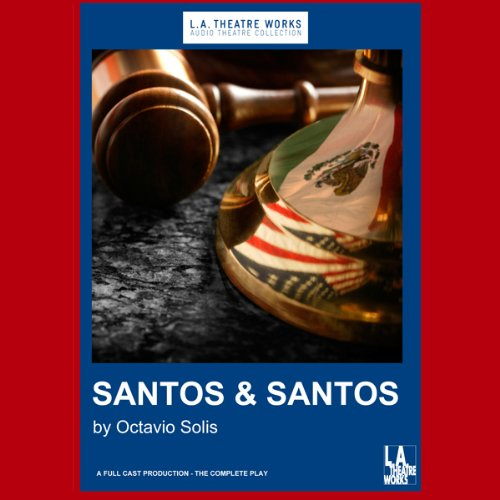 Santos & Santos (Dramatization) audiobook cover art