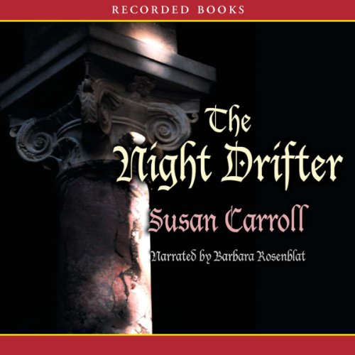 The Night Drifter audiobook cover art