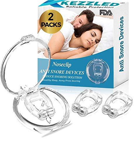 Silicone Magnetic Anti Snore Clip, Anti Snoring...